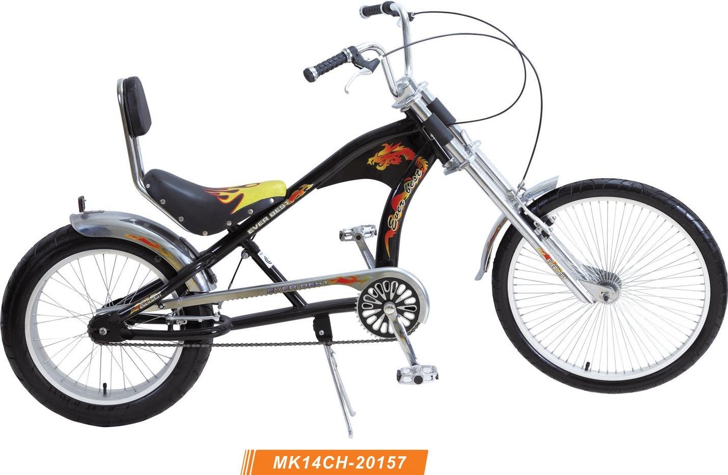 20-24 pulgadas Coaster Chopper de frenado moto para adultos 14+ ...