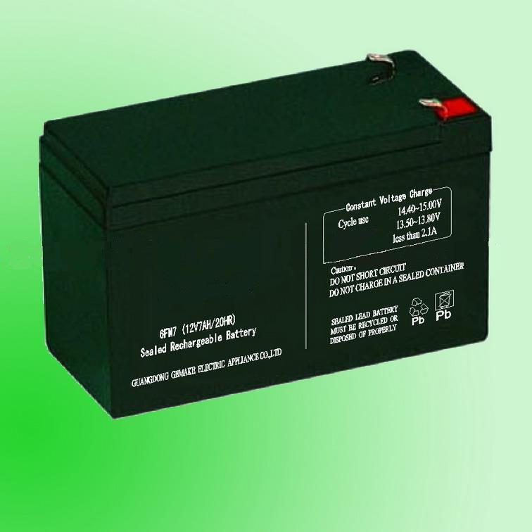 UPS-ACCU 12 V 7AH (KL-UB127)