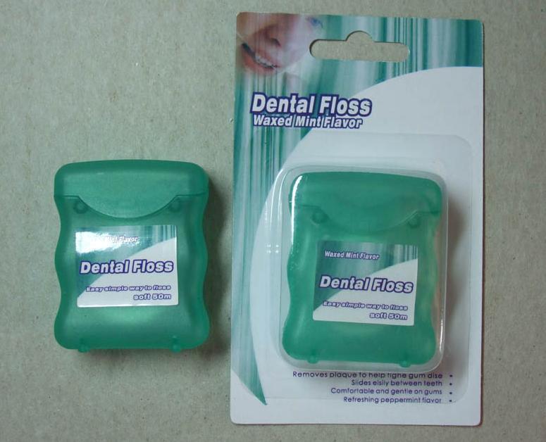 Le PTFE de la soie dentaire FDA (JF1141)