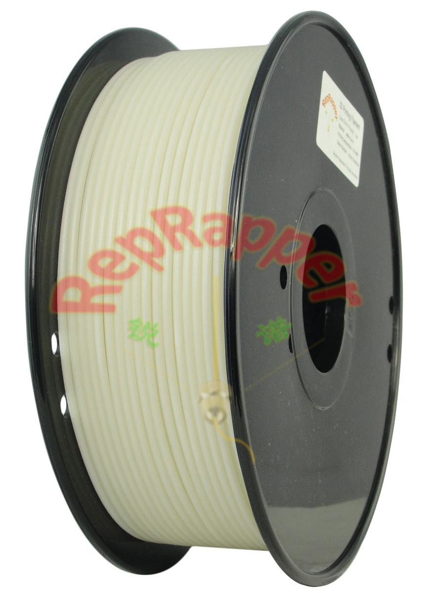 Bien enroulé ABS 3.0mm glow green filament 3D