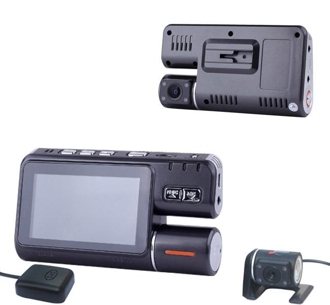 ダブルカメラカー DVR ( i2000 )