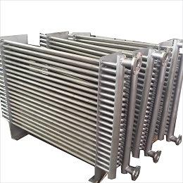 凝縮の熱交換器および冷却コイルを乾燥する水