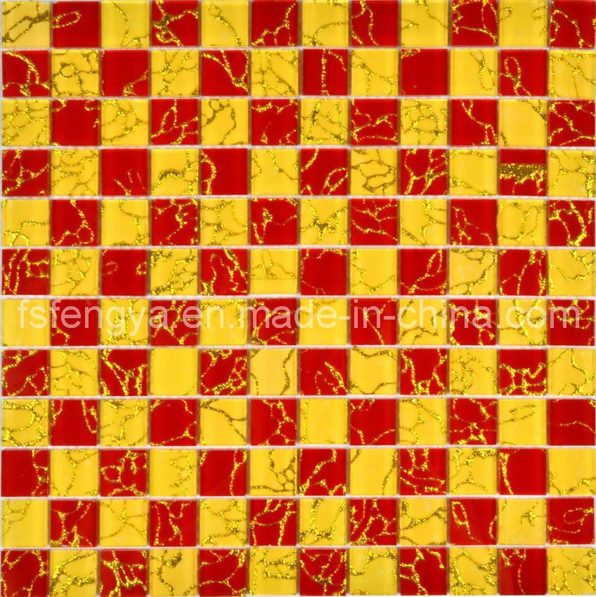 Vidro Mosaico Mosaico de Corte (25FBM01)