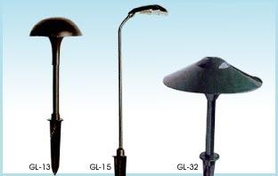 Garten-Lampe