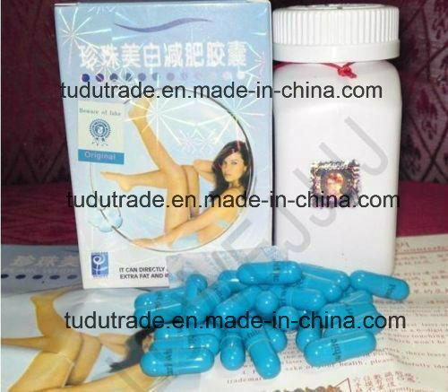 pastillas para adelgazar chinas caja azul