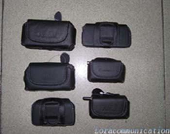 Funda de cuero del teléfono móvil (F003)
