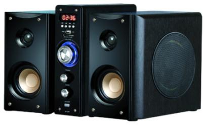 2.1 FM/SD/USB/MMC/를 가진 가정 극장을%s 멀티미디어 스피커 원격 제어 Karaoke 기능 또는 Bluetooth (Q60)