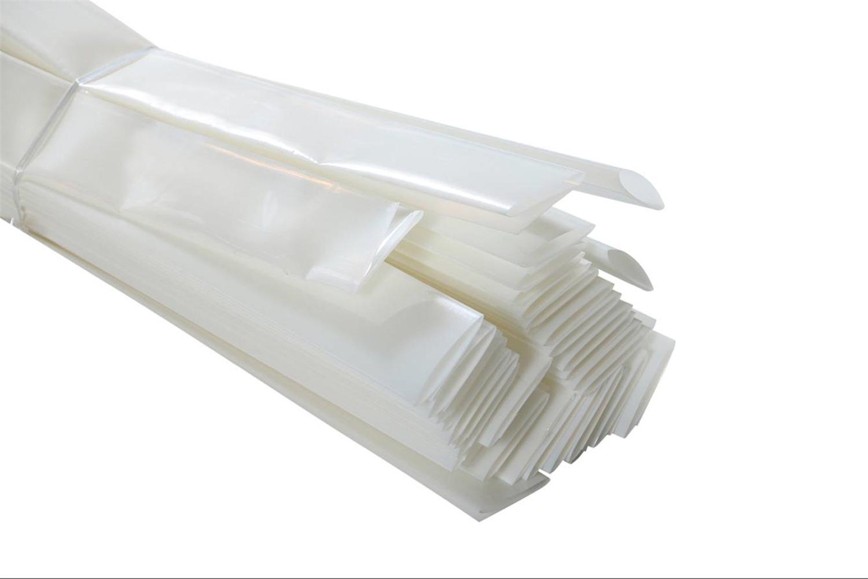 غشاء بوليستر شفاف أبيض