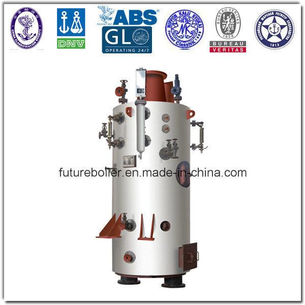 Exhaust marino Gas Boiler per Ships