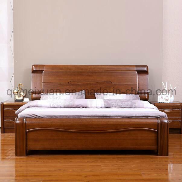 Foto de camas matrimoniales modernas de la base de madera - Camas modernas matrimoniales ...