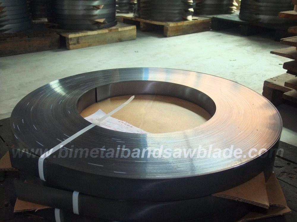 Bimetallisches Band R80 Sägeblatt-Rohstoffe