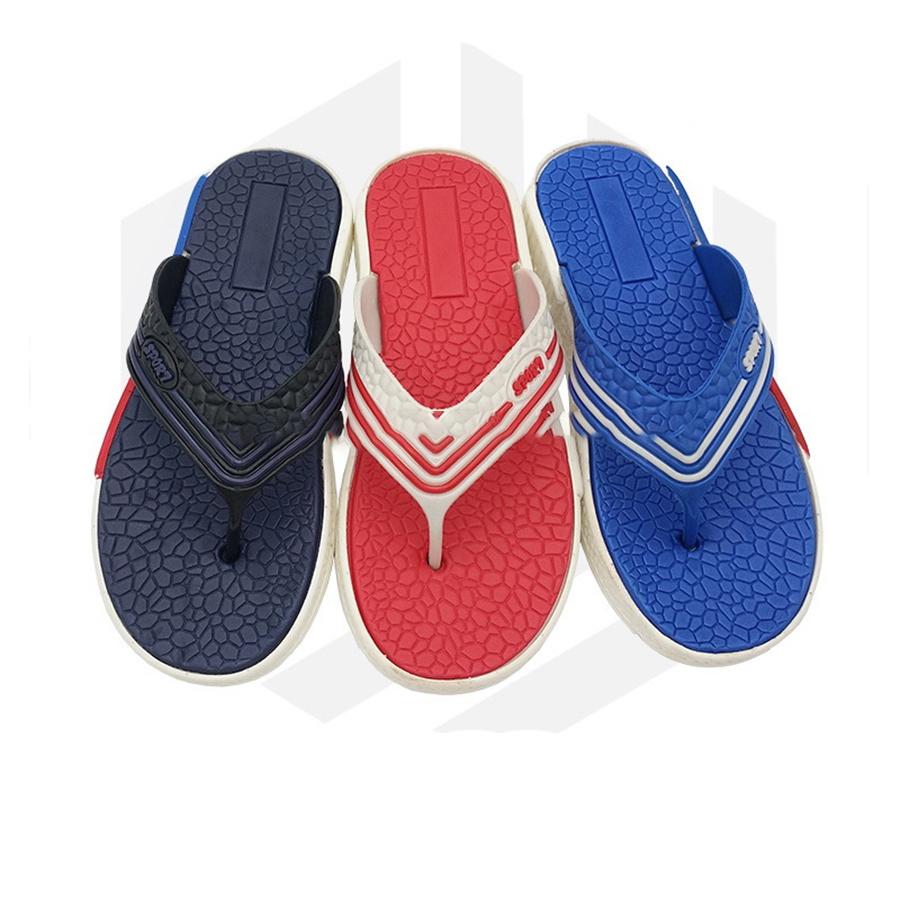 Moderno diseño de la suela exterior de 4 colores spa masaje zapatillas
