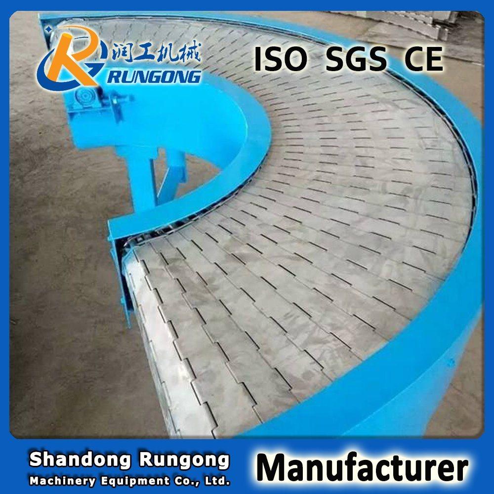 90- oder 180-Grad-Drehbandförderer Factory Price Hohe Qualität