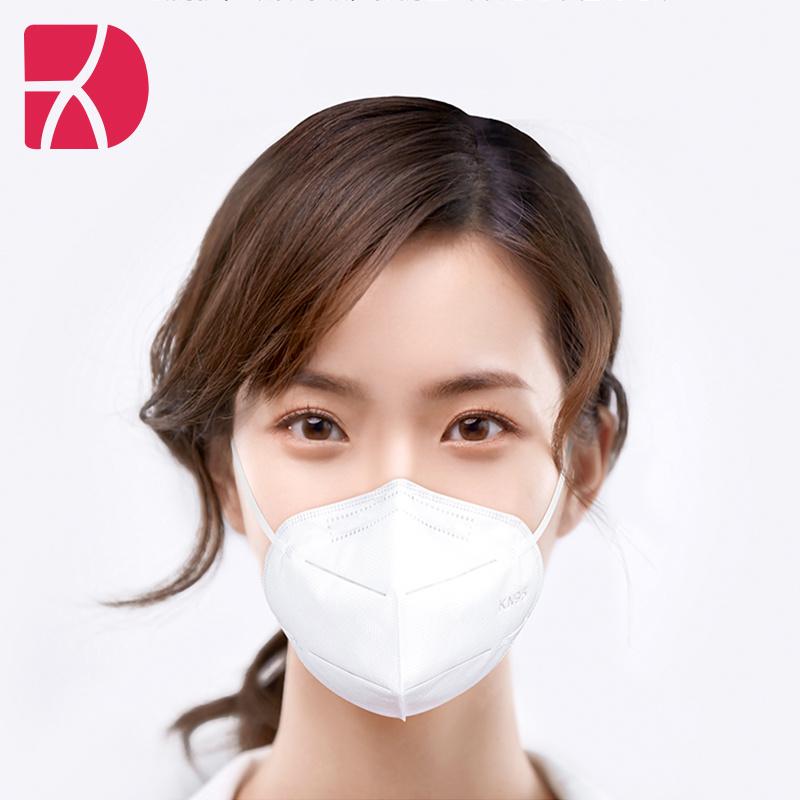 Segurança de protecção KN95 Máscara facial GB2626-2006 Standard