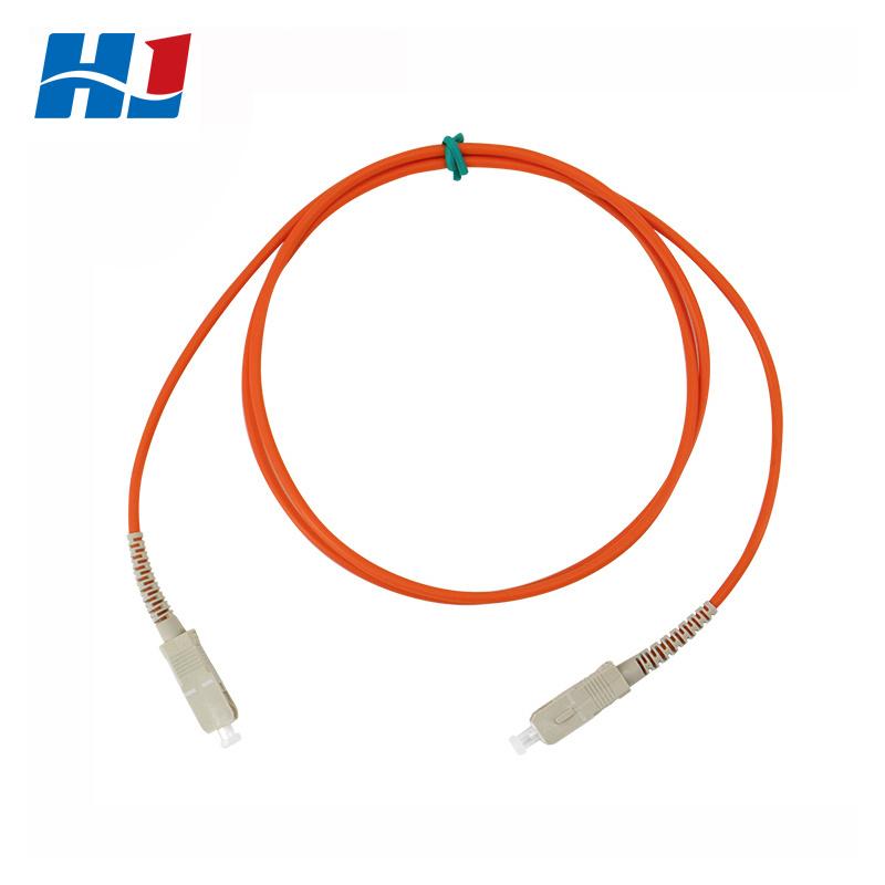 SC/PC - SC/PC SM Simplex 3mm 3 mtr cordon de raccordement