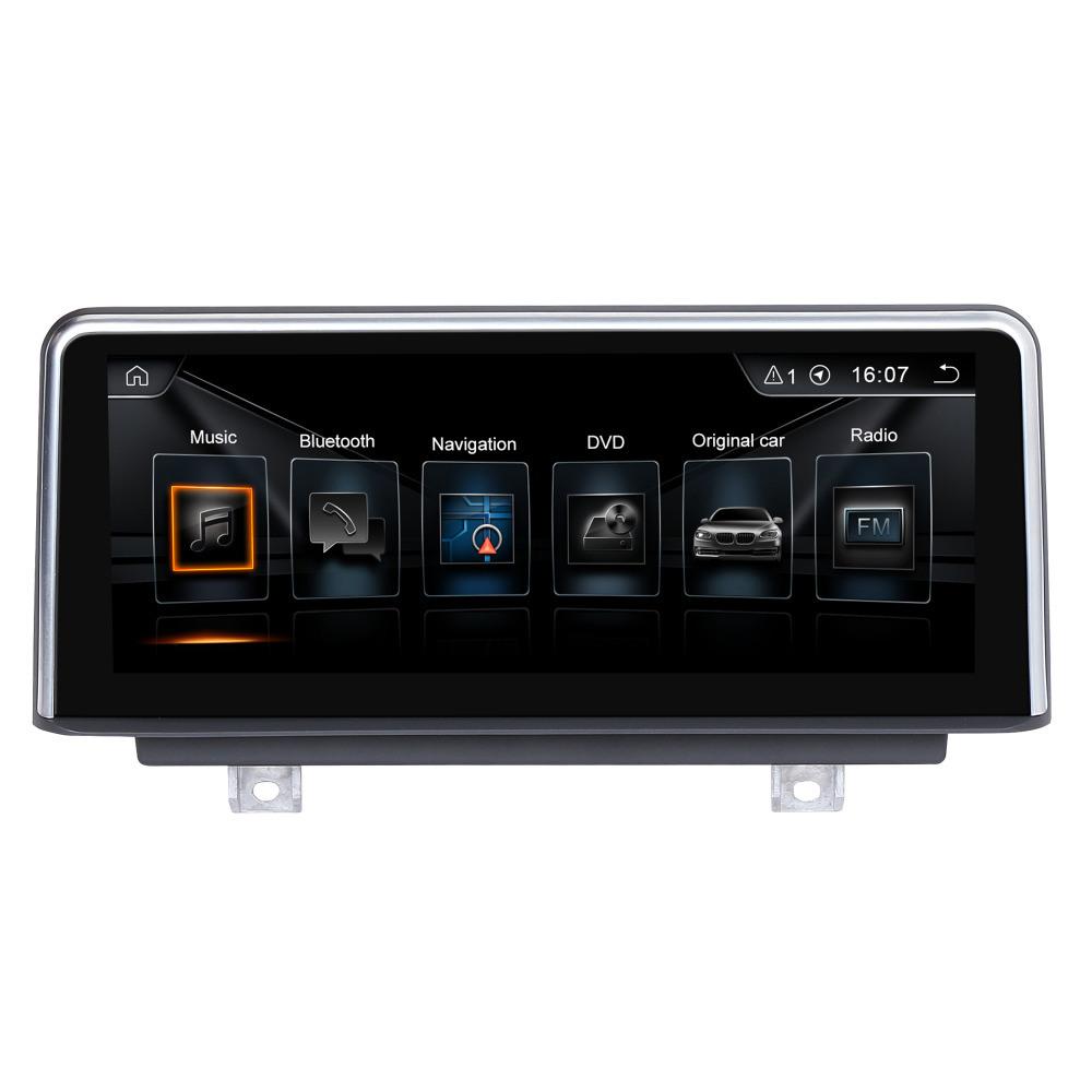 Auto-Multimedia-Spieler für Navigation BMW-X1 F48 Nbt GPS