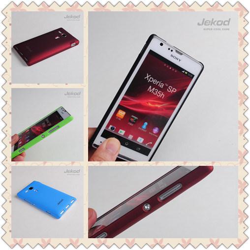 2013 Sony Nova Tampa do Invólucro Phone Acessórios para Sony H M35, M35c, Xperia Sp