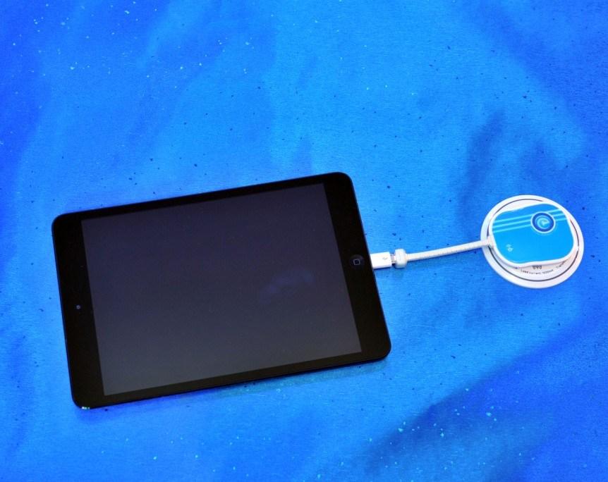 Tragbares mobiles Ladegerät für iPad/Pad/iPhone 5s/Power Bank/216D für den Außenbereich