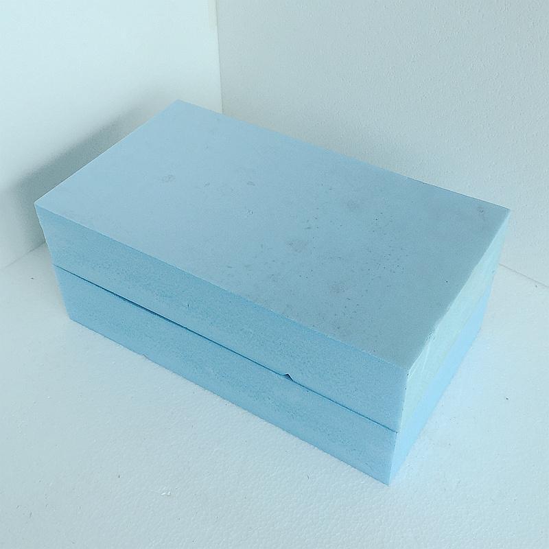 Fuda si è sporto a strati azzurro 50mm del grado 700kpa della scheda B2 della gomma piuma del polistirolo (XPS)