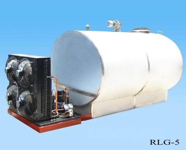 5000L directe het Koelen van de Melk Tank