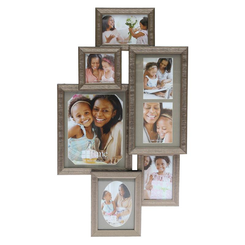 La apertura de 6 marcos de fotos Collage OEM – La apertura de 6 ...