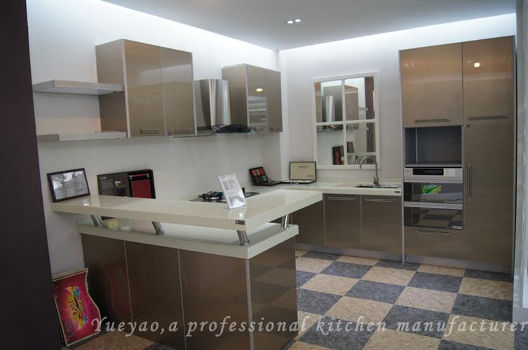 Forme de u concurrentiel cuisine moderne armoire meubles for Cuisine moderne forme l