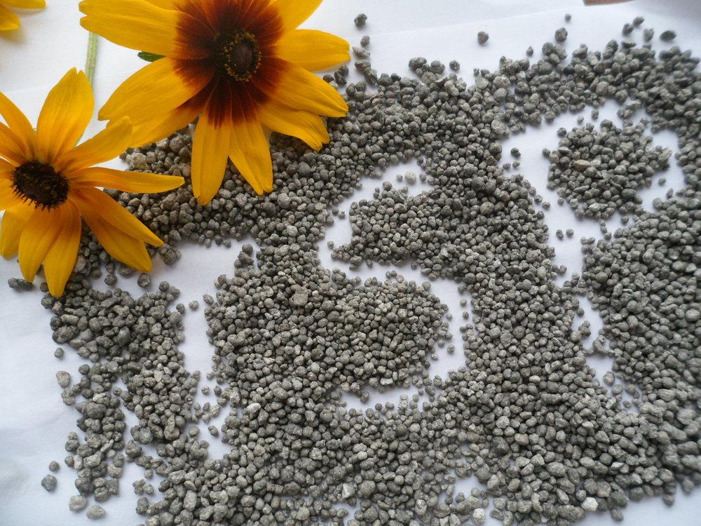 Bevat het Drievoudige Super Fosfaat van 46% P2o5 (TSP)