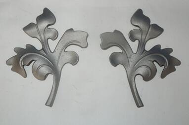 주철강 잎