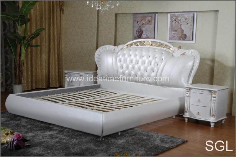 El bastidor de madera Foshaionable cama de madera (XM-2099) – El ...