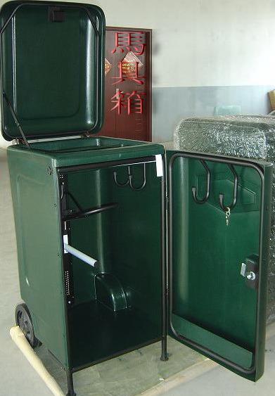 Saddlery ボックス