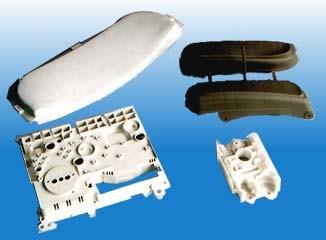 Productos de plástico inyección