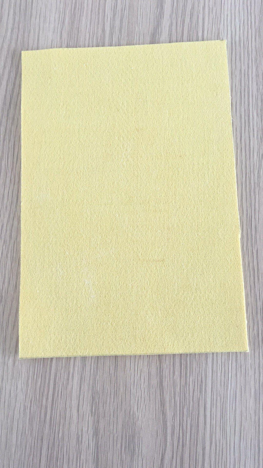 Manufactory non tessuto del feltro dell'ago P84 per il filtro a sacco del collettore di polveri