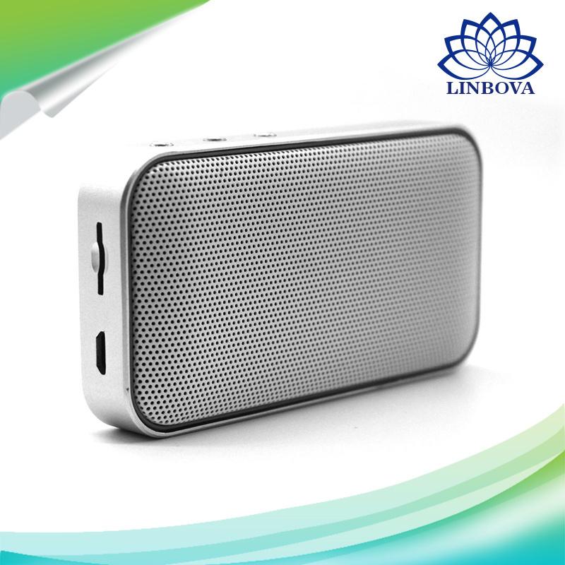 TF 카드를 지원하는 스피커 Bt209 오디오 선수 5W 입체 음향 주위 Bluetooth 휴대용 무선 소형 스피커
