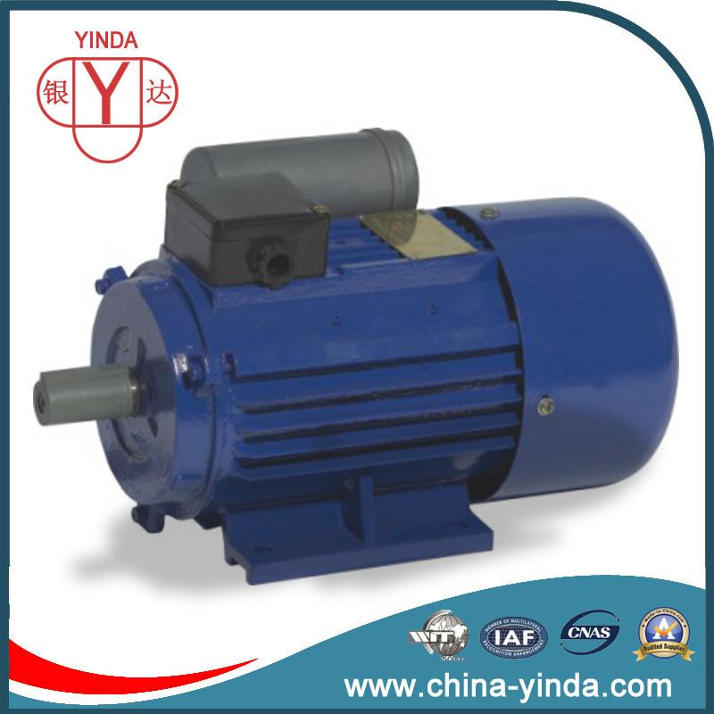 Asynchroner Motor des einphasig-JJ (Kondensator-Läufer-Motor) foto ...