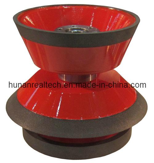 Meuleuse de diamant et CBN Cup roues dans vitrifié/résine/Metal
