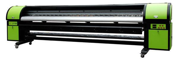 3.2m 큰 체재 용해력이 있는 인쇄 기계 (HT-Y3304D)