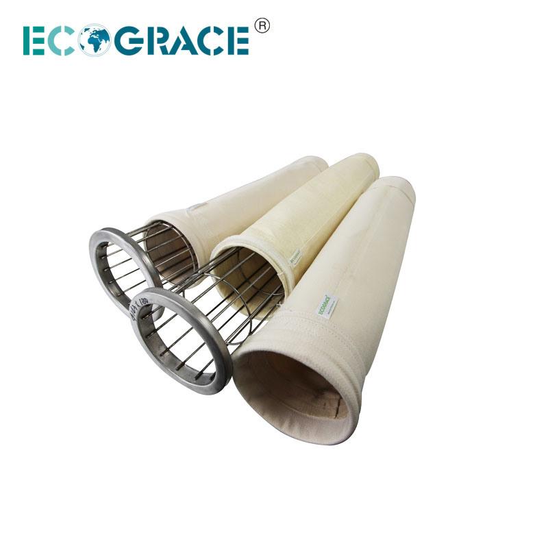 Industrielle Filtereinsatz-Luftfilter-Steuerstaub-Filtertüte