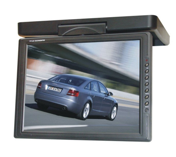 10,4-Zoll-TFT-LCD-Flip-Down-Monitor (R1003)