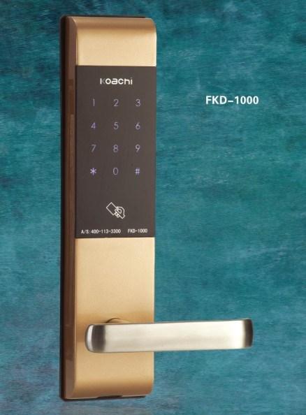 디지털 방식으로 자물쇠 (FKD-1000)