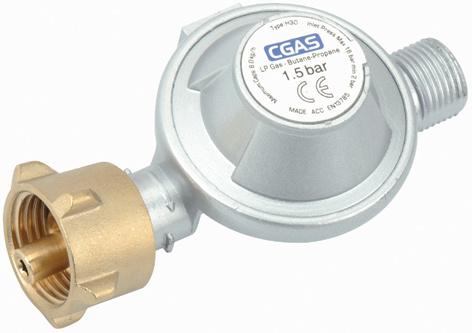 Regulador de gas (H30G12B1.5)
