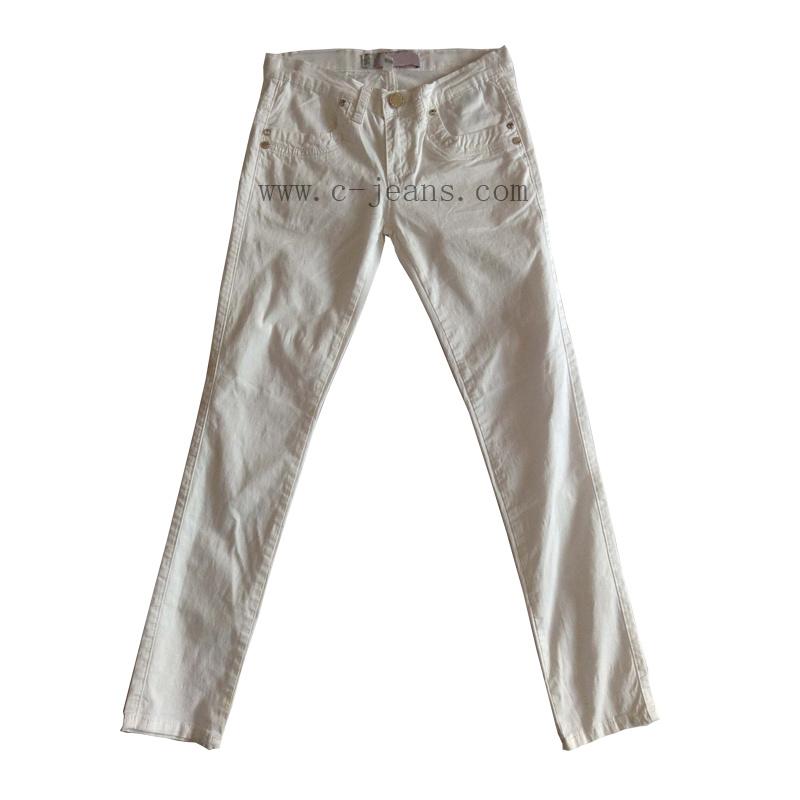 Popular Nuevo diseño de moda pantalones largos para los hombres (CF214)