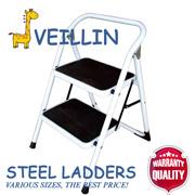 Fabricado en China la escalera de acero