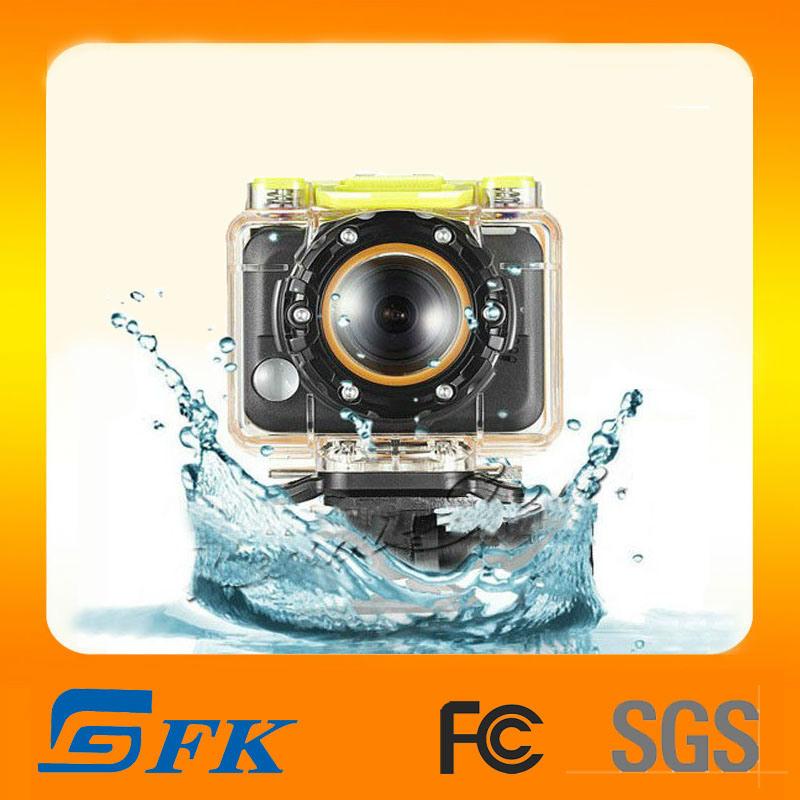 La dérive étanche HD 1080P Caméra d'action