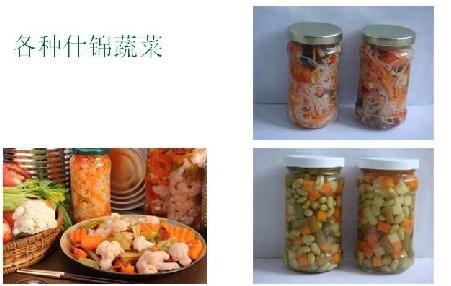 Diverse groentekan