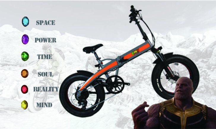 36V250W 13AH 20дюймов жир шины электрический велосипед с маркировкой CE