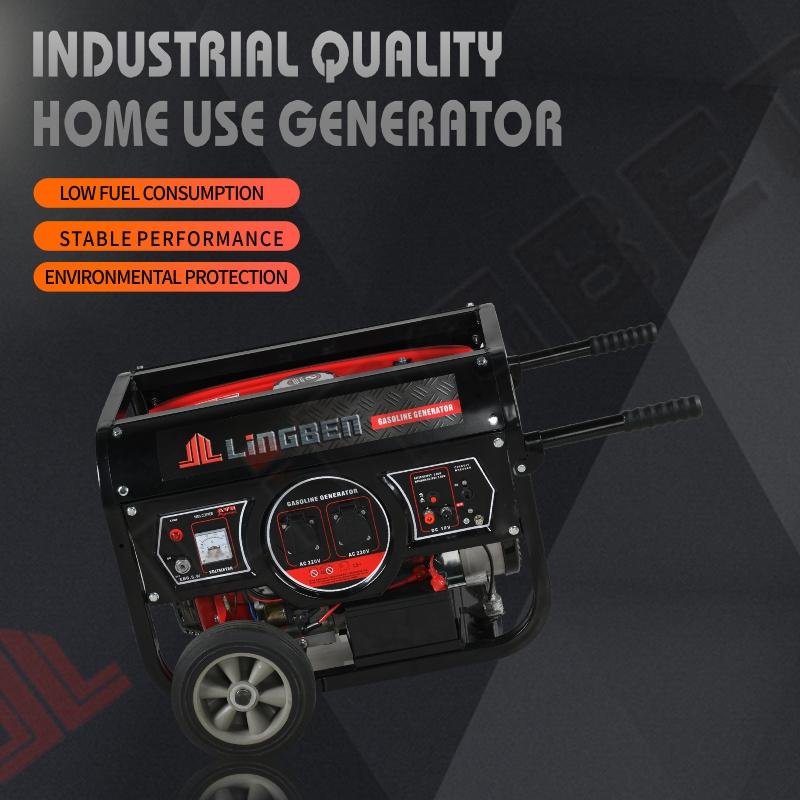 188f Benzine benzinemotor draagbare kracht Astra Korea Genset generator