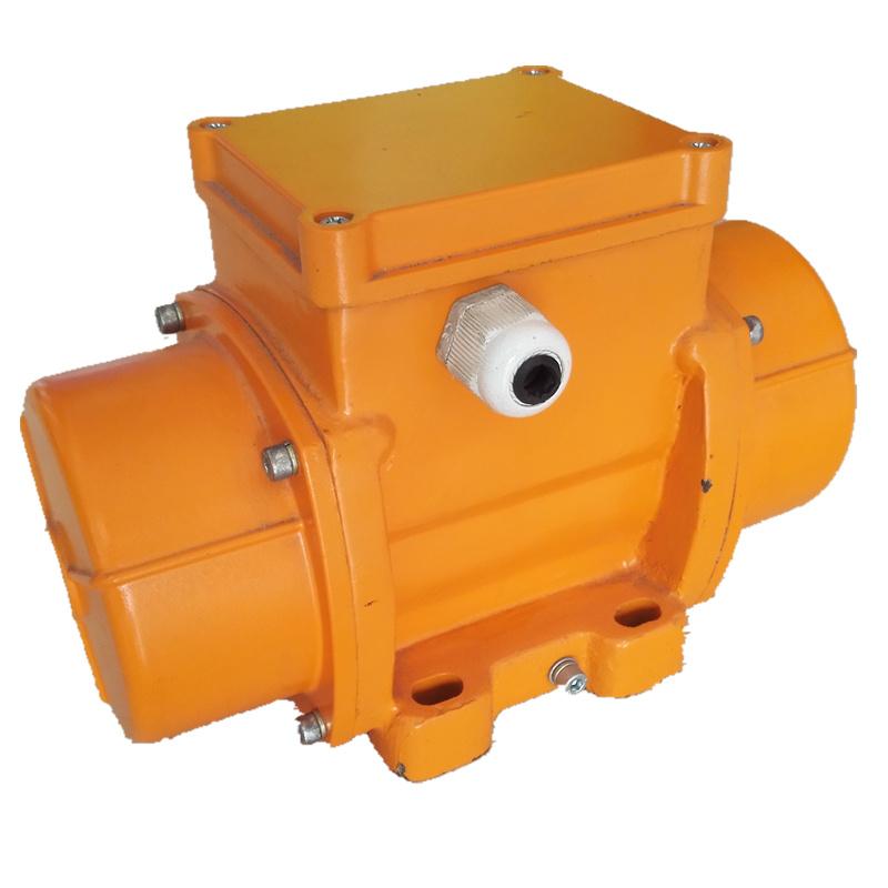 Motor eléctrico de vibração da Série Yzu