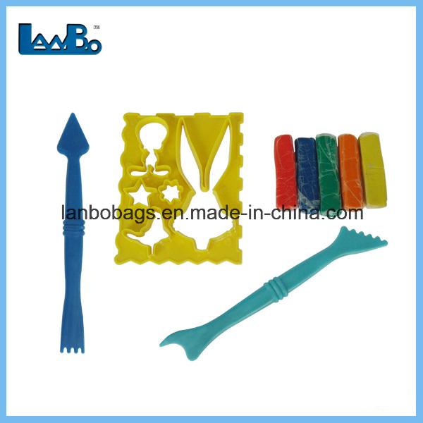 Les enfants de mieux vendre la couleur de l'argile plastique personnalisé jouet du moule