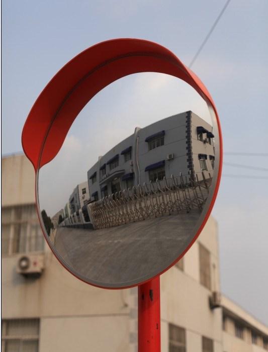 60 cm miroir convexe de plein air en acrylique