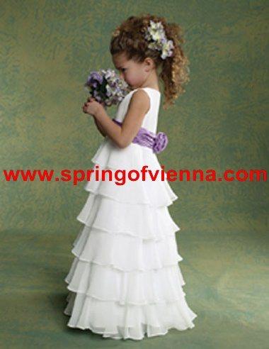 Fille aux fleurs robe (SOV314)